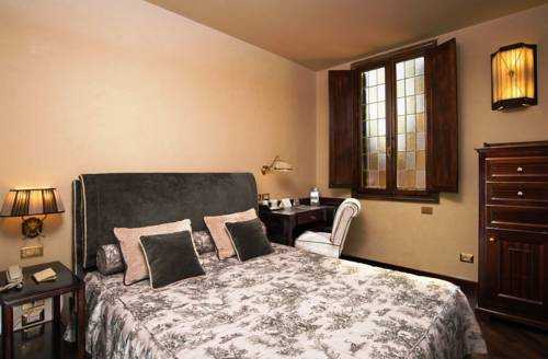 Habitación doble Económica del hotel Grand Baglioni