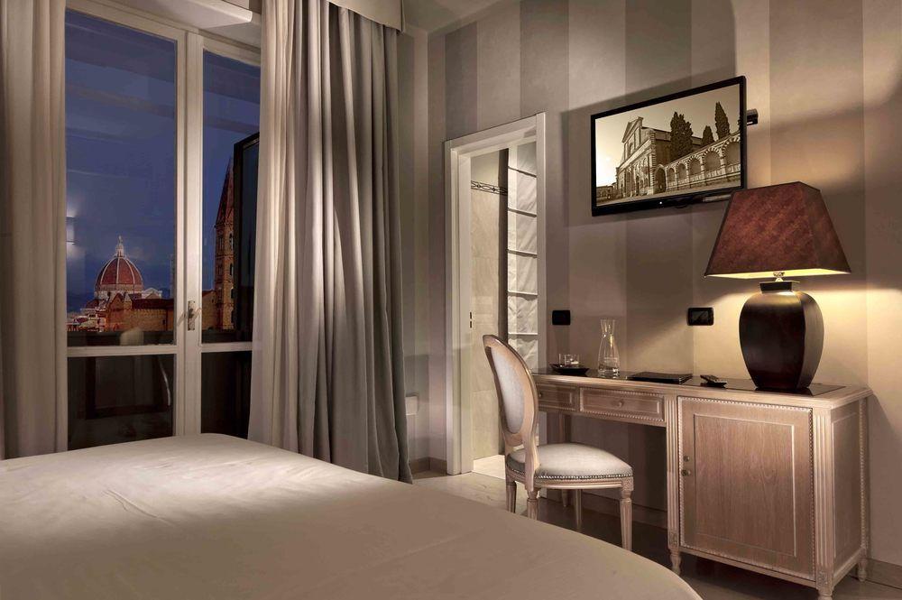Habitación doble Económica con Vistas del hotel Ambasciatori