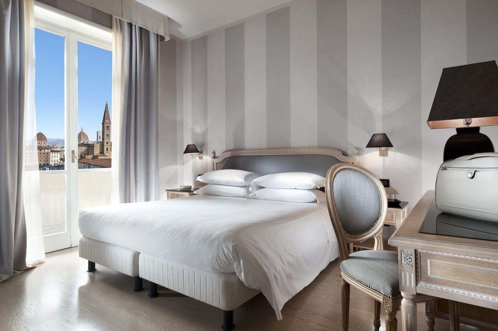 Habitación Doble Confort con Vistas del hotel Ambasciatori. Foto 3