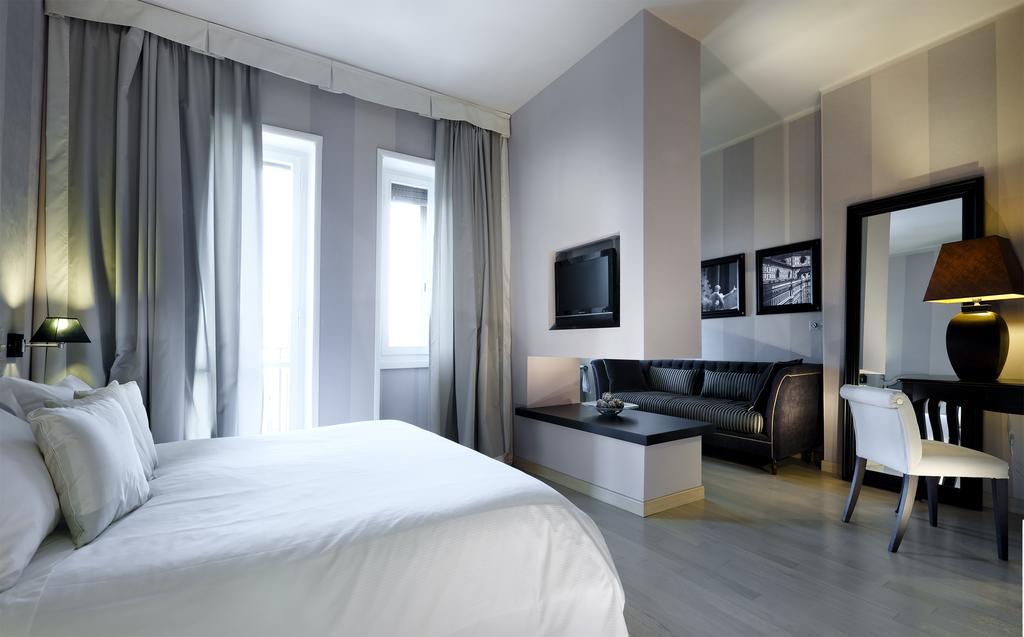 Junior suite  del hotel Ambasciatori