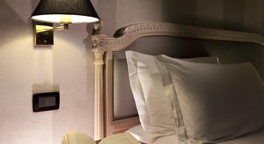 Habitación doble Económica del hotel Ambasciatori. Foto 1