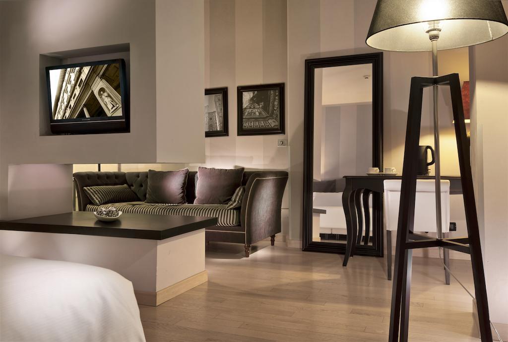 Junior suite  del hotel Ambasciatori. Foto 1
