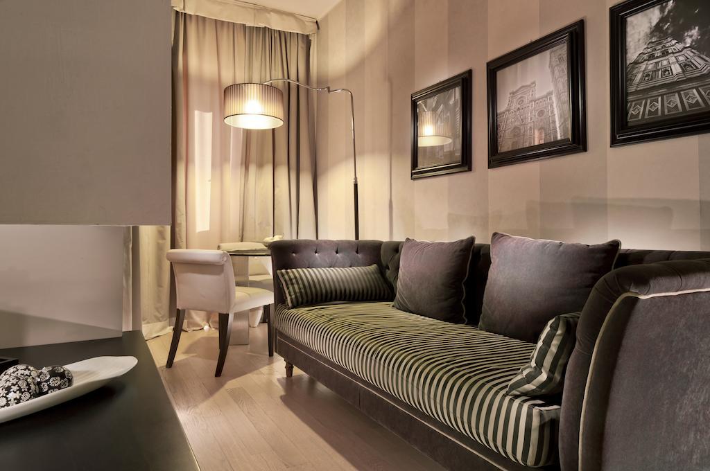 Junior suite  del hotel Ambasciatori. Foto 2