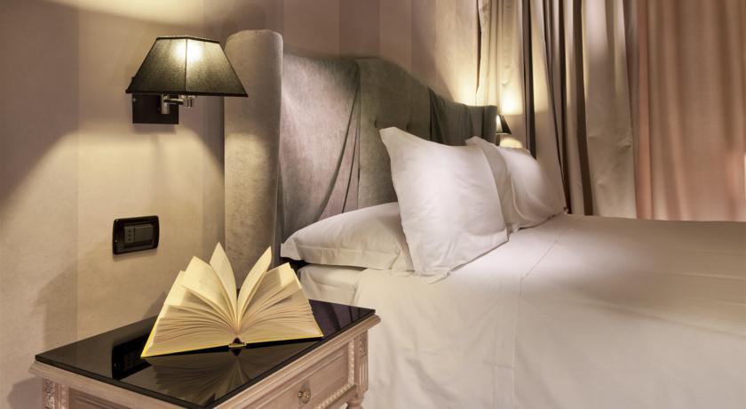 Habitación doble Económica con Vistas del hotel Ambasciatori. Foto 1