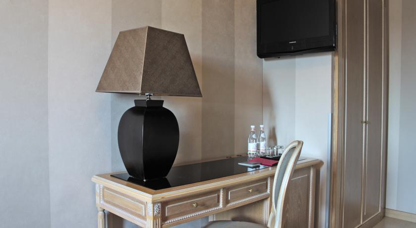 Habitación individual  del hotel Ambasciatori. Foto 1