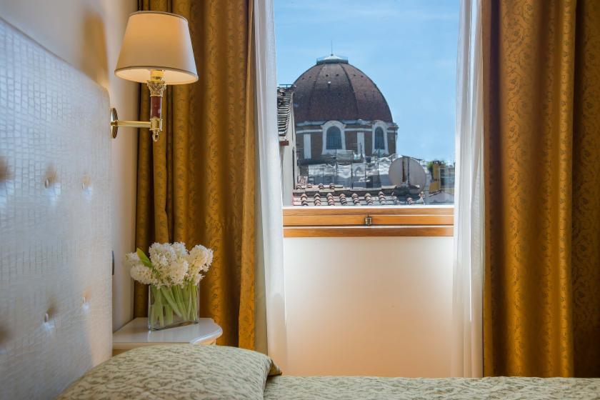 Habitación doble Superior Vista ciudad del hotel Atlantic Palace
