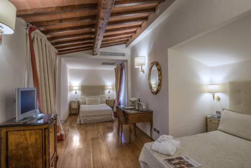 Suite dos camas separadas del hotel Atlantic Palace