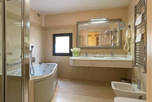 Suite dos camas separadas del hotel Atlantic Palace. Foto 2