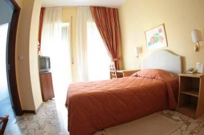 Habitación individual  del hotel Ritter