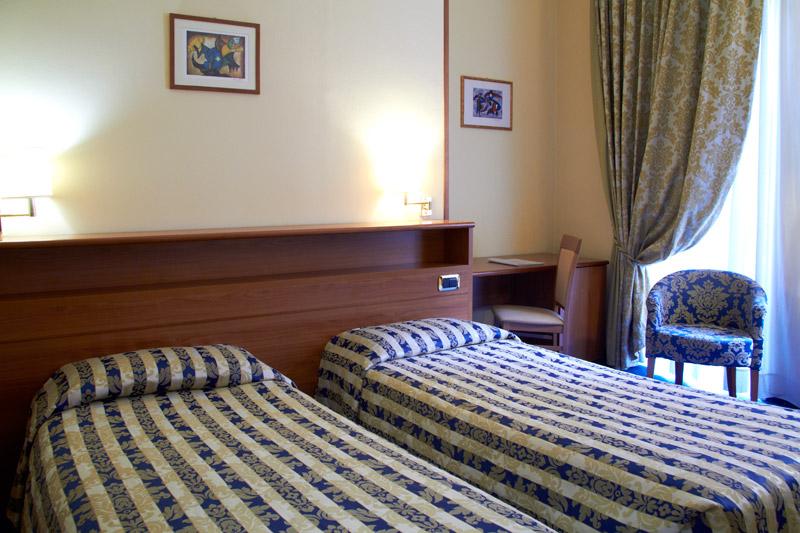 Habitación doble Superior dos camas separadas del hotel Ritter