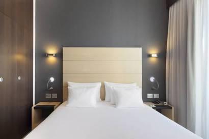 Habitación doble Superior del hotel NH Collection Milano President