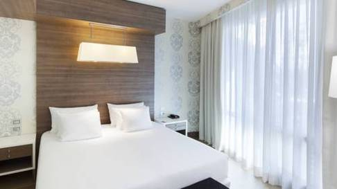 Suite  del hotel NH Collection Milano President