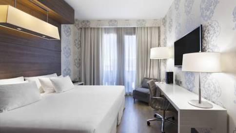 Habitación doble Premium del hotel NH Collection Milano President