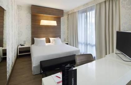 Habitación Doble Premium XL del hotel NH Collection Milano President