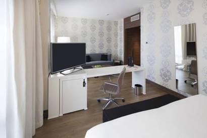 Habitación Doble Premium XL del hotel NH Collection Milano President. Foto 3