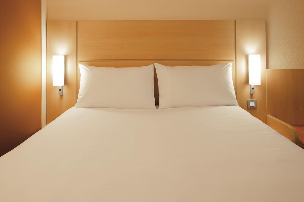Habitación doble  del hotel Ibis Milano Centro