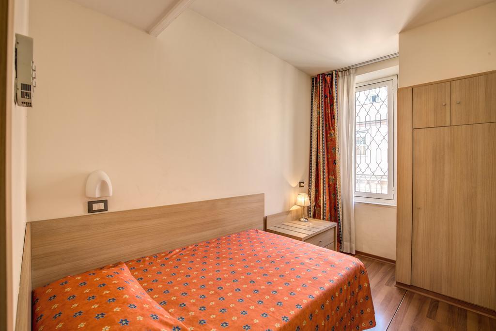 Habitación individual  del hotel San Remo