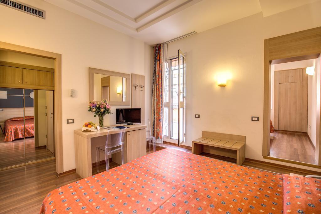 Habitación doble  del hotel San Remo