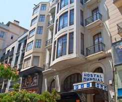 Hotel Hostal Residencia Mundial