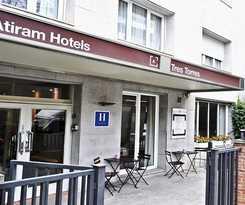 Hotel Tres Torres Atiram