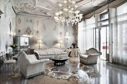Royal Suite del hotel Bauer Palazzo