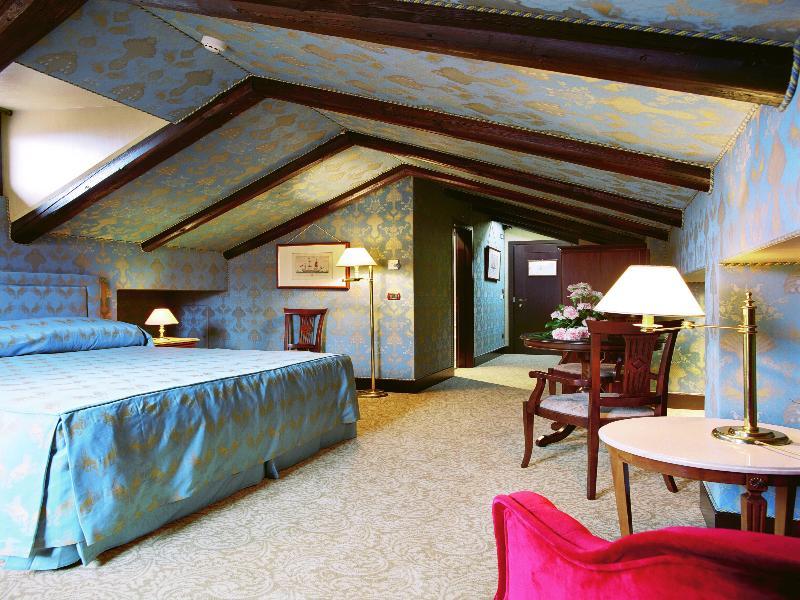 Casa Nova Room del hotel Bauer Palazzo