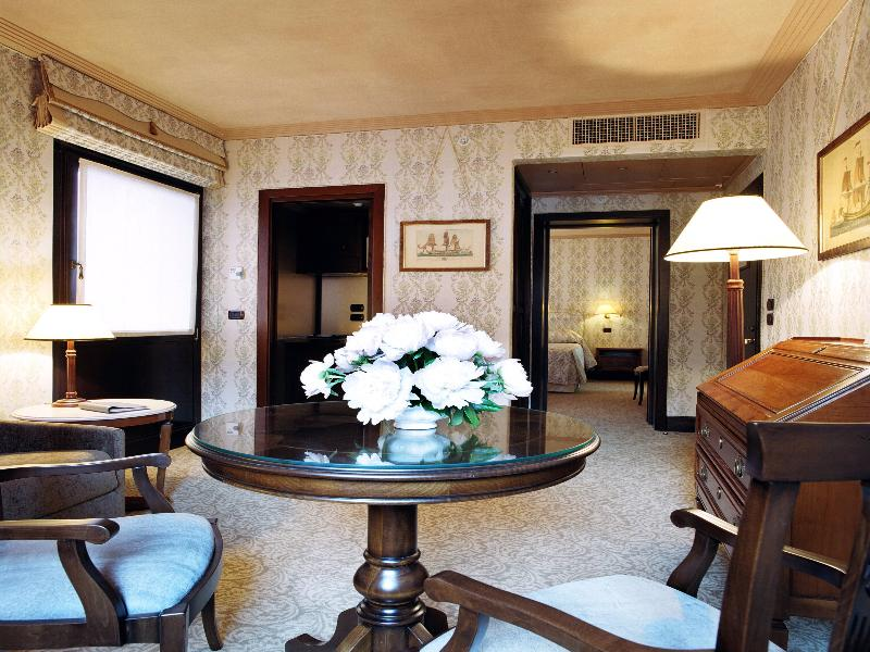 Casa Nova Suite del hotel Bauer Palazzo. Foto 1