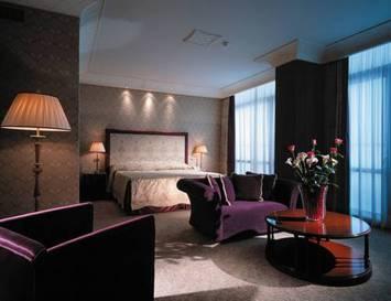 Superior Suite del hotel Bauer Palazzo