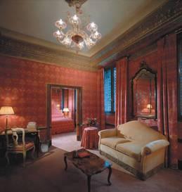 Deluxe Suite del hotel Bauer Palazzo