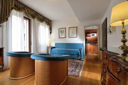 Suite  del hotel Royal San Marco