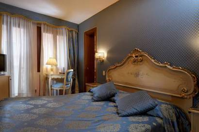Junior suite  del hotel Royal San Marco