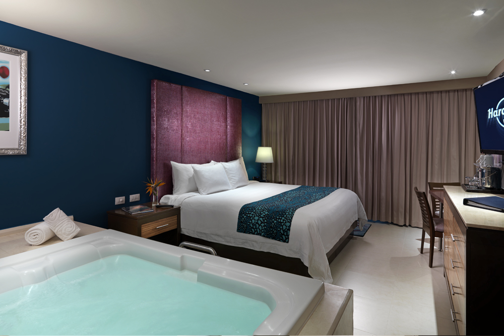 Hotel hard rock hotel cancun barat simo for Habitaciones comunicadas