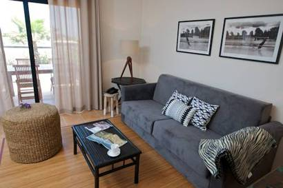 Villa Suite - 1 dormitorio Estandar del hotel Pierre and Vacances Fuerteventura Origomare