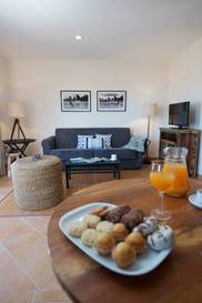 Villa Suite - 1 Dormitorio Superior del hotel Pierre and Vacances Fuerteventura Origomare