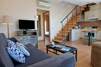 Villa Suite - 2 Dormitorios Estandar del hotel Pierre and Vacances Fuerteventura Origomare