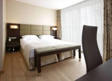 Apartamento 1 dormitorio  del hotel NH Amsterdam Grand Hotel Krasnapolsky