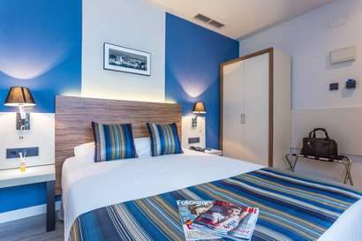 Habitación individual  del hotel Urban Dream Granada