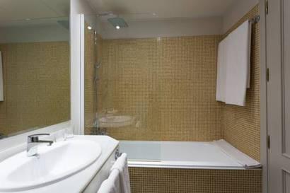 Habitación individual  del hotel Urban Dream Granada. Foto 1