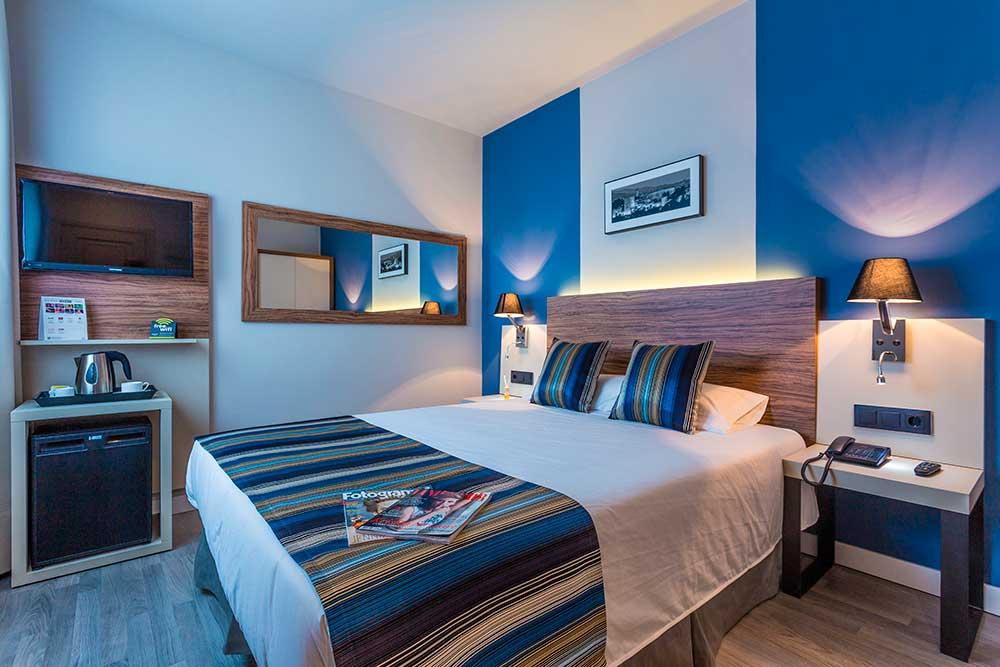 Habitación doble  del hotel Urban Dream Granada. Foto 1