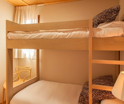 Polynesian Supreme Standard 3/7 pax del hotel Magic Natura Animal, Waterpark & Polynesian Lodge Resort. Foto 1