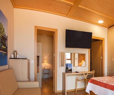 Polynesian Supreme Sea View 2/5 pax del hotel Magic Natura Animal, Waterpark & Polynesian Lodge Resort. Foto 2