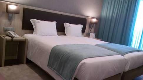 Habitación doble Ejecutiva del hotel Vip Executive Zurique