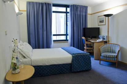 Estudio  del hotel Vip Executive Suites Eden