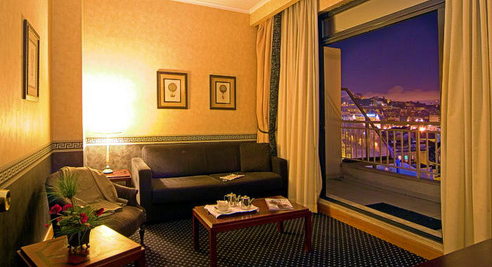 Suite  del hotel Mundial