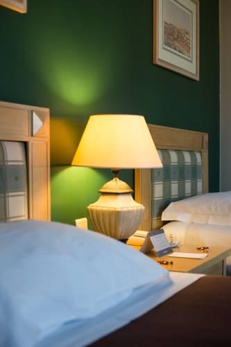 Habitación doble dos camas separadas del hotel Mundial