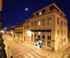 Hotel As Janelas Verdes