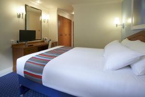 Habitación doble  del hotel Travelodge Kings Cross Royal Scot