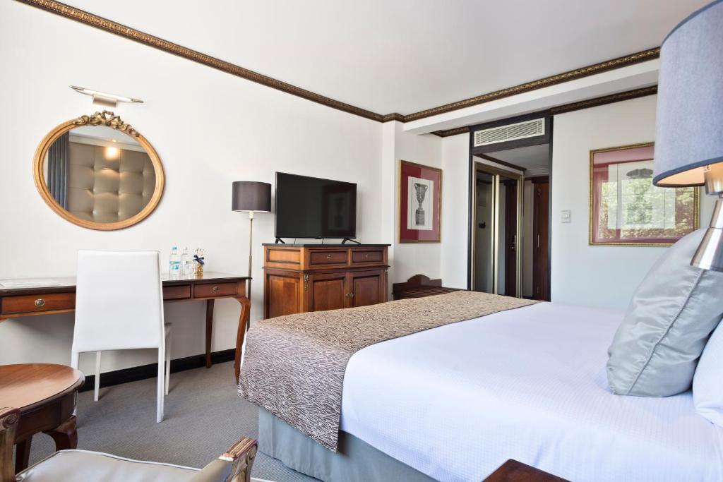 Connecting Premium Rooms del hotel Melia White House