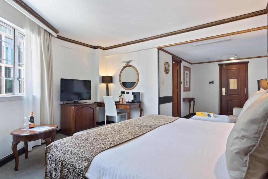 Habitación doble Premium del hotel Melia White House