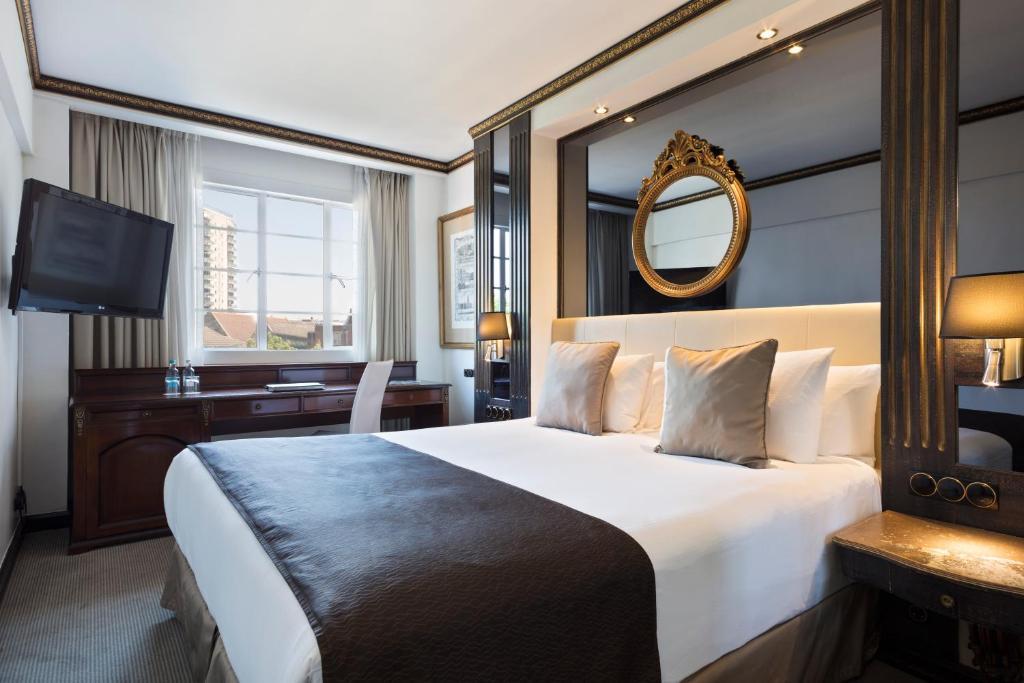 The Level Junior Suite del hotel Melia White House